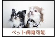 ペット飼育可能物件 オリオンホーム